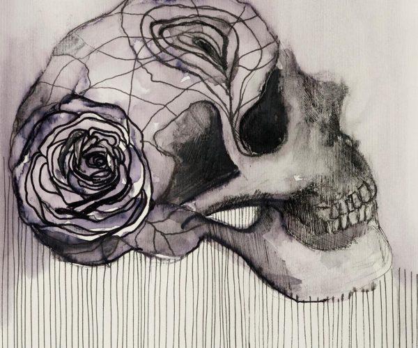 15 Czaszka Róża 1
