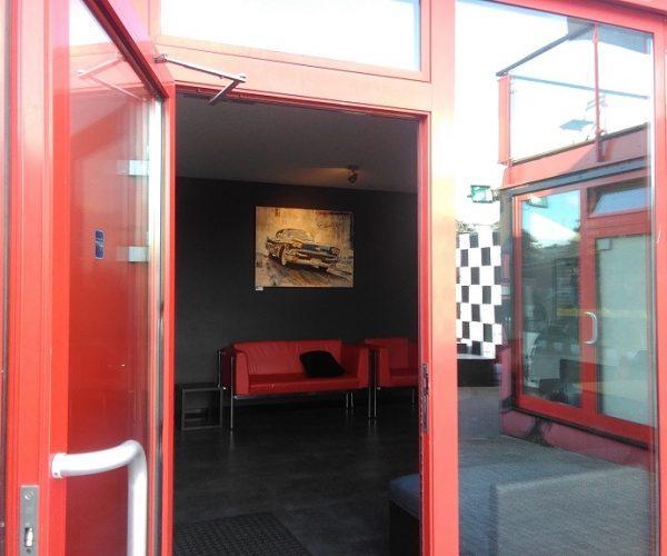 Cadillac wnętrze