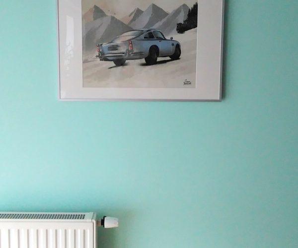 JŁ Aston plakat